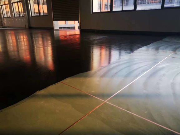 环氧树脂防静电地坪