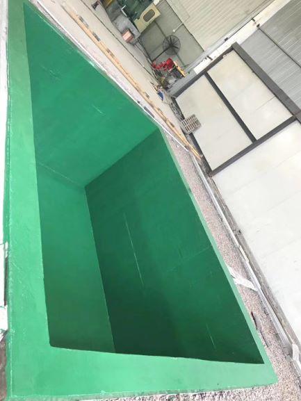 环氧树脂防腐地坪