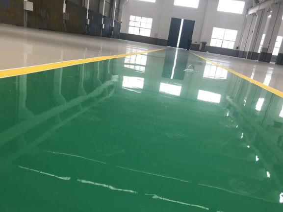环氧砂浆型地坪
